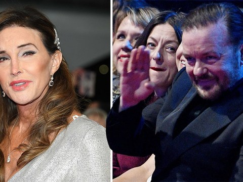 Caitlyn Jenner 'brutally snubs' Ricky Gervais at NTAs after he dead-named her in comedy special