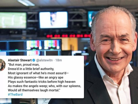 Alastair Stewart resurfaced tweet 'compares' black man to an 'ape' as ITV News presenter quits