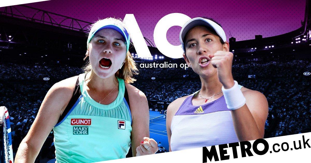 Australian Open final preview and prediction: Garbine Muguruza vs Sofia Kenin