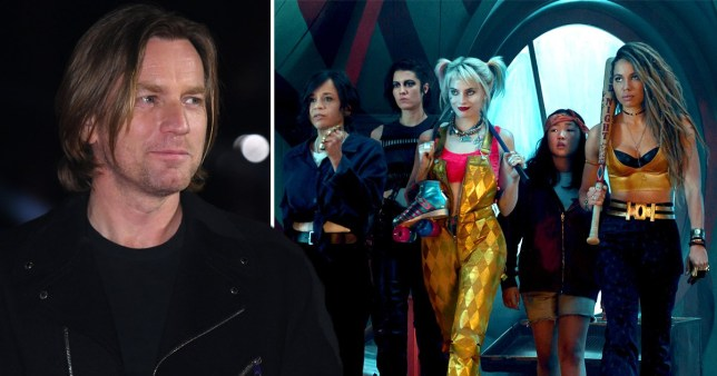 Ewan Mcgregor Is All About Tackling Misogyny In New Birds Of Prey Metro News