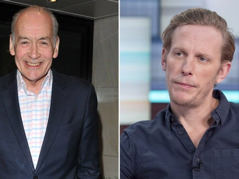 Laurence Fox backs Alastair Stewart in 'race row': 'They want to scare you into silence'
