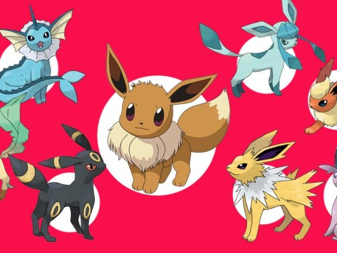 How to get the Eevee evolution you want using their names on Pokémon Go