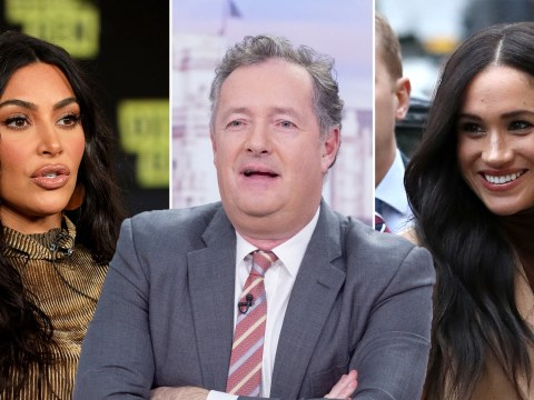 Piers Morgan calls Meghan Markle a 'mini royal Kim Kardashian' in new documentary