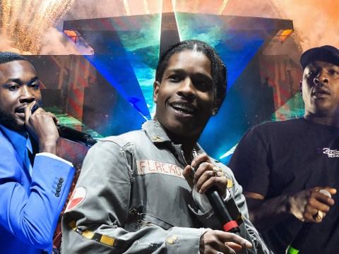 Wireless 2020: A$AP Rocky, Skepta, Meek Mill confirmed as headliners as full lineup is revealed