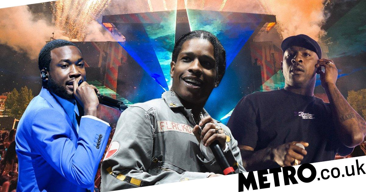 Wireless 2020 lineup: A$AP Rocky, Skepta, Meek Mill confirmed as headliners
