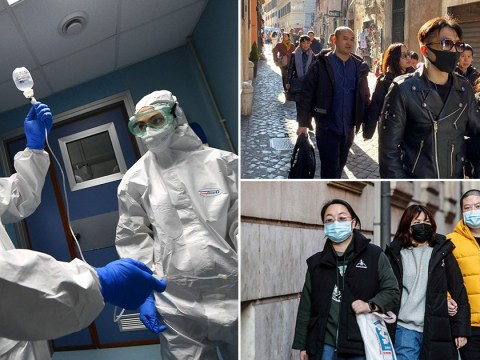 Italy confirms first two cases of coronavirus as passengers allowed off cruise