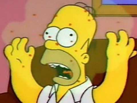 The Simpsons fans convinced cartoon predicted Coronavirus in 1993 and no one can cope