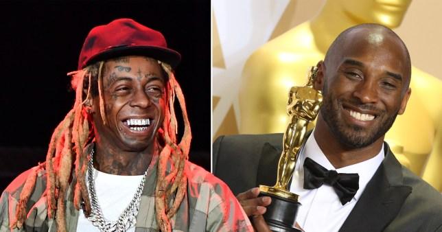 Lil Wayne and Kobe Bryant