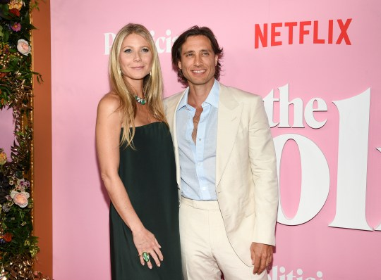 Gwyneth Paltrow and Brad Fulchuck