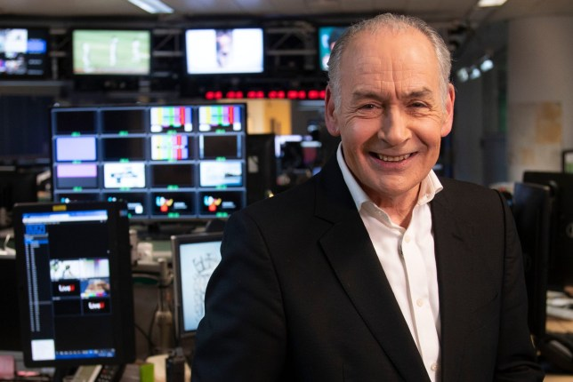 Alastair Stewart has stepped down from his duties