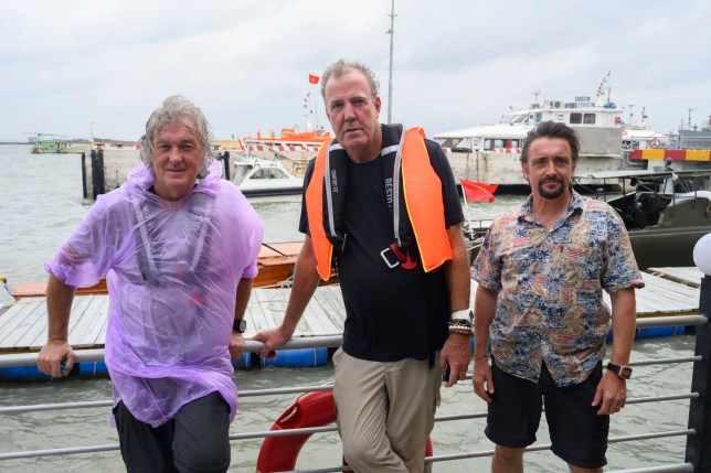 The Grand Tour hosts