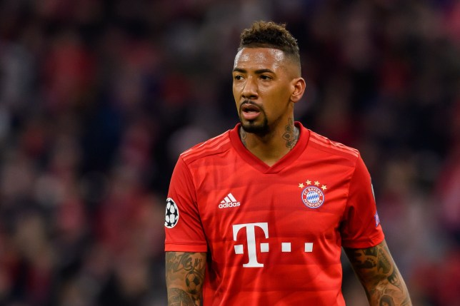 Arsenal have reservations over a move for Bayern Munich's Jerome Boateng
