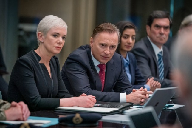 Cobra episode 1 review: Robert Carlyle's high-concept political thriller is an overstuffed but promising debut