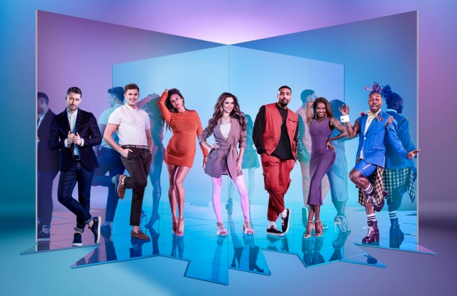 the judges and hosts of the greatest dancer season 2