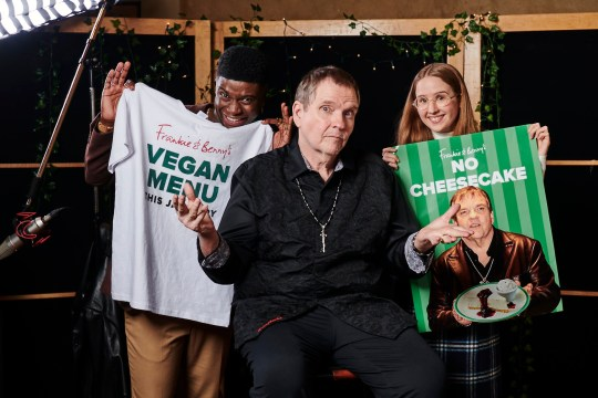 Meat Loaf throws support behind veganism