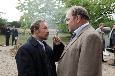 White House Farm Viewers Confused By Stephen Graham S Welsh Accent Metro News