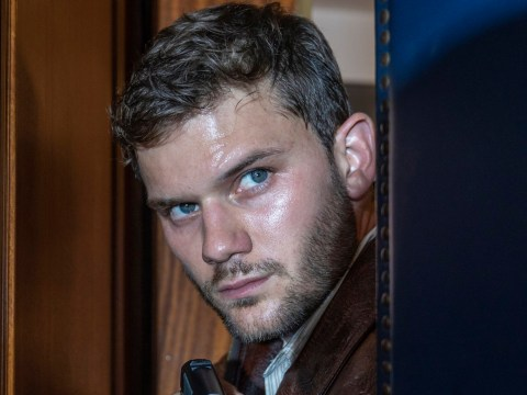 Jeremy Irvine 'punched someone's teeth out' in true spy fashion filming Amazon Prime's Bourne spin-off Treadstone