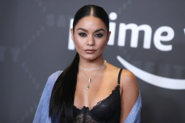 Mandatory Credit: Photo by John Photography/REX (10406839kq) Vanessa Hudgens Savage x Fenty show, Arrivals, Spring Summer 2020, New York Fashion Week, USA - 10 Sep 2019