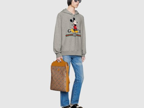 Gucci celebrates Year of the Rat with a collection inspired by a mouse