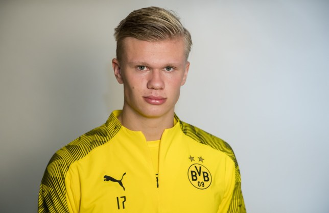 Erling Haaland opted to join Borussia Dortmund ahead of Manchester United