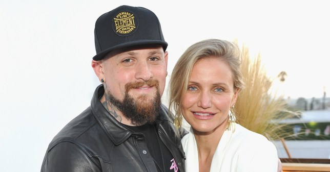 Benji Madden and actress Cameron Diaz