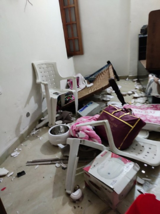 Exc: Muslim homes attacked by Indian Police amid protests