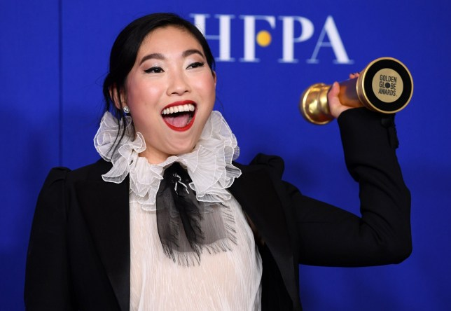 Awkwafina - Best Performance by an Actress in a Motion Picture, Musical or Comedy