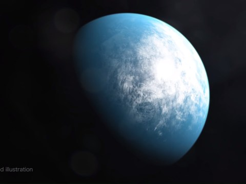 Nasa's planet-hunting telescope found an Earth-sized world inside the 'habitable zone'