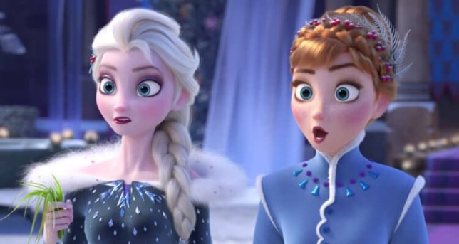 Frozen 2 is highest grossing animated movie ever