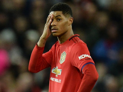 Ole Gunnar Solskjaer reveals why Marcus Rashford played on through injury against Wolves