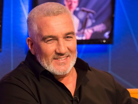Great British Bake Off judge Paul Hollywood has run out of flour amid Coronavirus panic-buying
