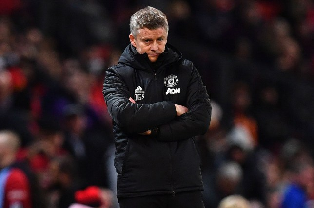 Ole Gunnar Solskjaer was encouraged by Manchester United's second-half display against Man City in the Carabao Cup semi-final at Old Trafford