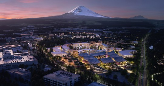 Toyota has revealed plans to build a prototype ?city? of the future at the base of Mount Fuji in Japan