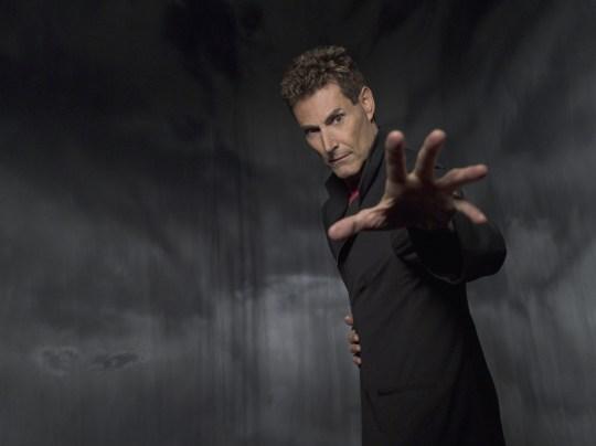 PHENOMENON -- Season 1 -- Pictured: Uri Geller -- Photo by: Mitchell Haaseth/NBCU Photo Bank