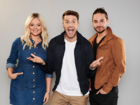I'm A Celebrity Extra Camp hosts Emily Atack and Adam Thomas think they're to blame for show axing