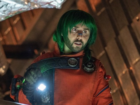 Doctor Who series 12: The Inbetweeners star James Buckley on 'honour' of role as he sports green hair in episode 3