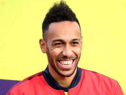 Mikel Arteta rules out Barcelona's chances of signing Pierre-Emerick Aubameyang from Arsenal in January