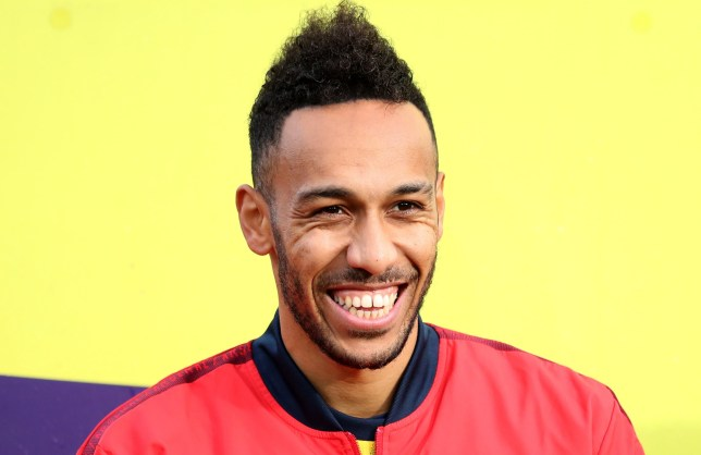 Barcelona are planning an audacious move for Arsenal striker Pierre-Emerick Aubameyang