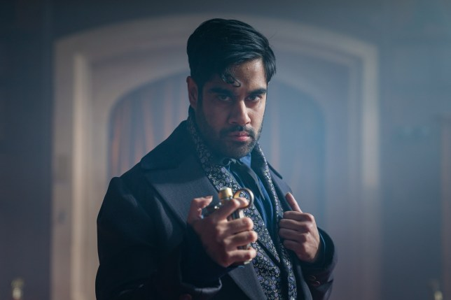 Sacha Dhawan The Master Doctor Who Doctor Who series 12