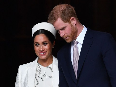 What will Harry and Meghan be called after they relinquish their HRH titles?
