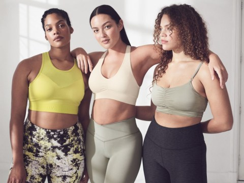 H&M has launched a new eco-conscious active wear collection for dancers