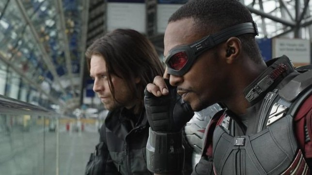 Marvel's The Falcon and the Winter Soldier filming cancelled due to earthquake