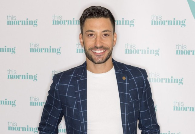 Giovanni Pernice from Strictly