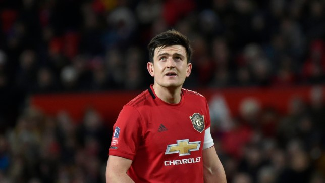 Harry Maguire will be Manchester United's new permanent captain