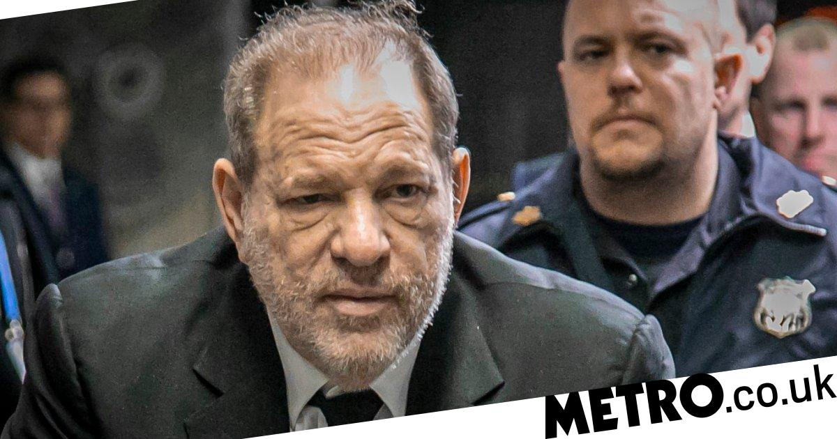 Harvey Weinstein 'not just a titan in Hollywood - he was a rapist'