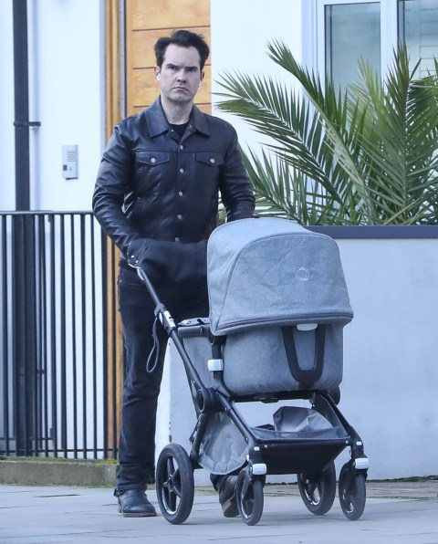 Jimmy Carr Pushes Mystery Pram During Stroll To Estate Agents Metro News 660 x 1000 jpeg 124 кб. jimmy carr pushes mystery pram during