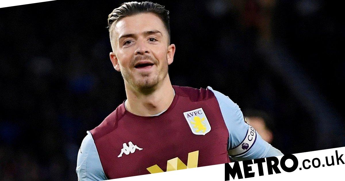 Manchester United enquired about January transfer move for Jack Grealish - metro
