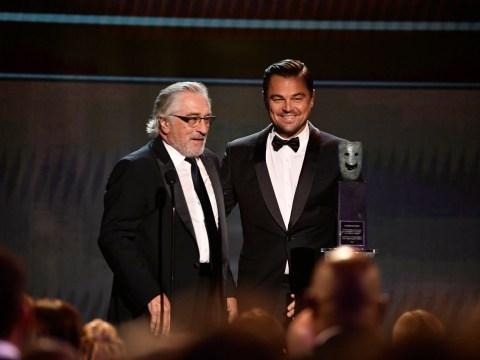 Leonardo DiCaprio and Robert De Niro to star together in new Martin Scorsese film