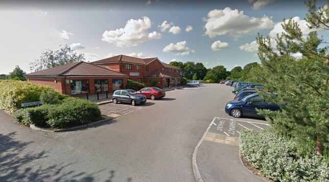 """Five patients and staff were attacked in a """"major incident"""" at a medical centre, it is reported. Police and paramedics were called to the Parkside Medical Centre in Bletchley, on the outskirts of Milton Keynes, in Buckinghamshire just before 9am on Monday. (Picture: Google)"""