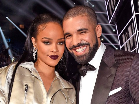 Rihanna 'flirted with' the idea of dating Drake as they're spotted together after Hassan Jameel split